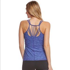 Prana delicate yoga tank top
